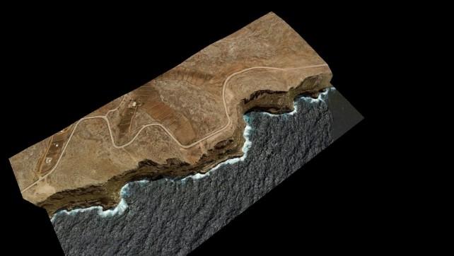 High Definition Test on Lampedusa